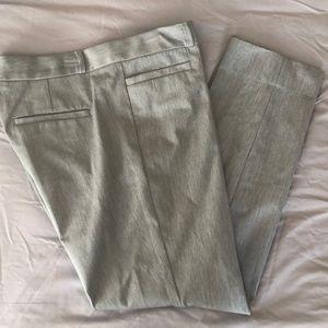 Banana Republic Gray Sloan Pants